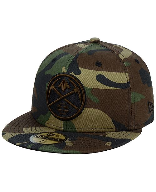 promo code c2ee2 05c95 ... New Era Denver Nuggets Fall Prism Pack 59FIFTY-FITTED Cap ...