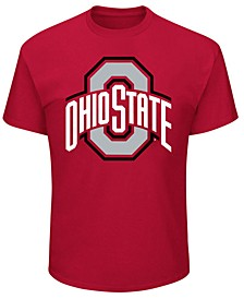 Men's Big & Tall Ohio State Buckeyes Big Logo T-Shirt