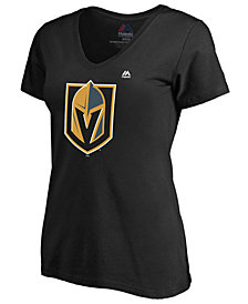 Majestic Women's Vegas Golden Knights Primary Logo T-Shirt