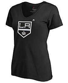 Majestic Women's Los Angeles Kings Primary Logo T-Shirt