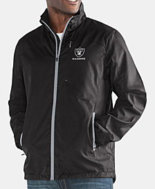 G-III Sports Men's Oakland Raiders Movement Player Lightweight Jacket