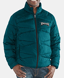 G-III Sports Men's Philadelphia Eagles The Blitz Player Front Zip Jacket