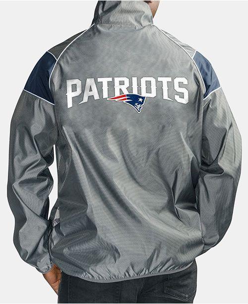 sports shoes 3de77 072de G-III Sports Men's New England Patriots Fade Player ...