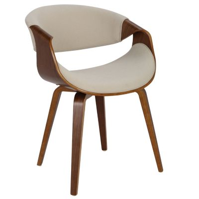 Lumisource Curvo Chair; Lumisource Curvo Chair ...  sc 1 st  Macyu0027s & Lumisource Curvo Chair u0026 Reviews - Furniture - Macyu0027s