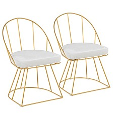 Canary Chair Set of 2