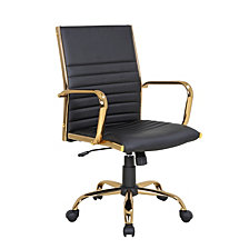 Lumisource Master Adjustable Office Chair with Swivel