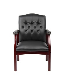Boss Office Products Executive High-Back Chair