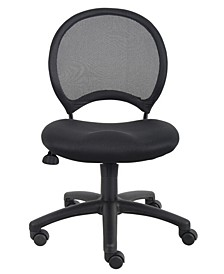 Pneumatic Back Support Office Chair