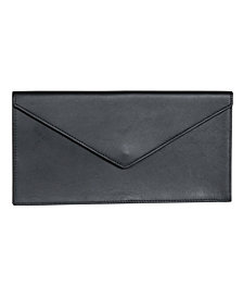 Royce Document Envelope in Genuine Leather
