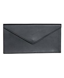 Royce Document Envelope in Genuine Leather