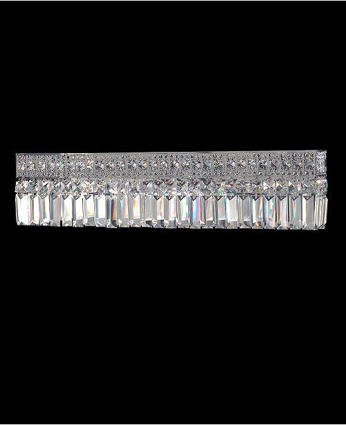 Dale Tiffany Berlin Crystal Vanity Light