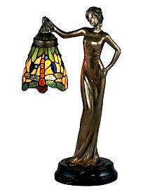 Dale Tiffany Arinna Tiffany Accent Lamp