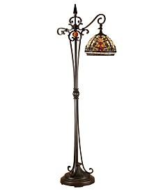 Dale Tiffany Boehme Floor Lamp