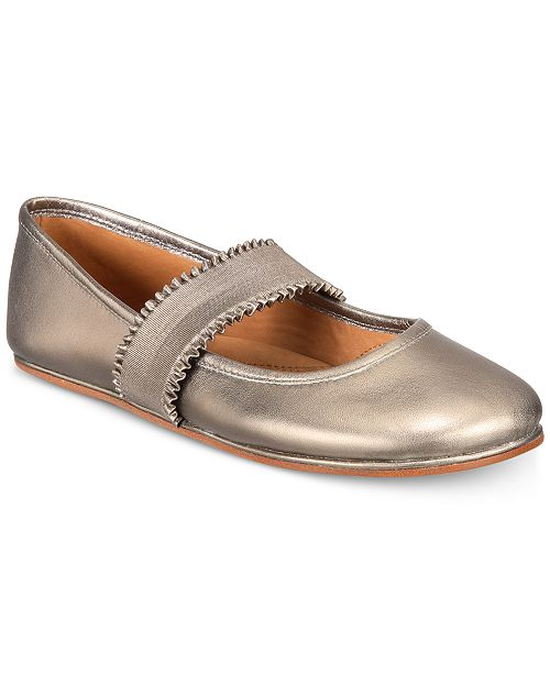 8034be76442 Gentle Souls by Kenneth Cole Women s Gabby Flats   Reviews - Flats ...