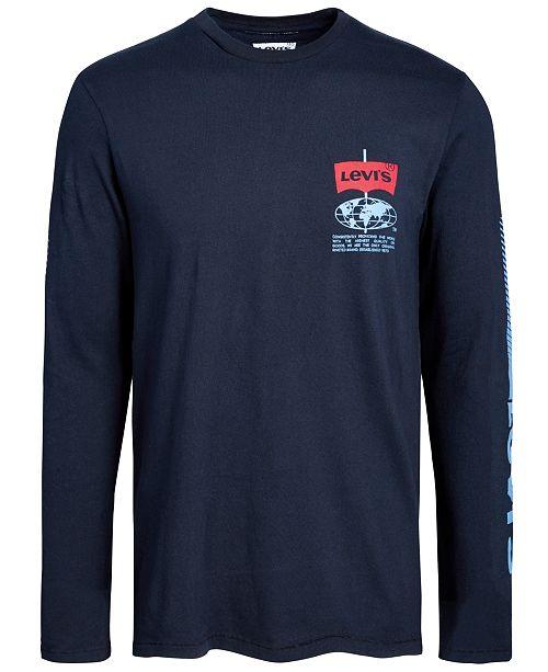 Levi's Men's Logo Graphic T-Shirt