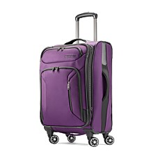 "Zoom 21"" Softside Spinner Suitcase"