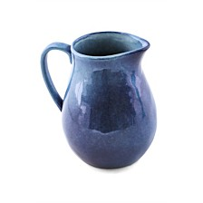 Thirstystone Blue Ceramic Pitcher