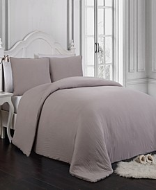 Gweneth 3-Pc Queen Comforter Set
