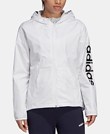 adidas Linear Logo Windbreaker