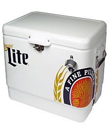 Miller Lite Branded Ice Chest Cooler