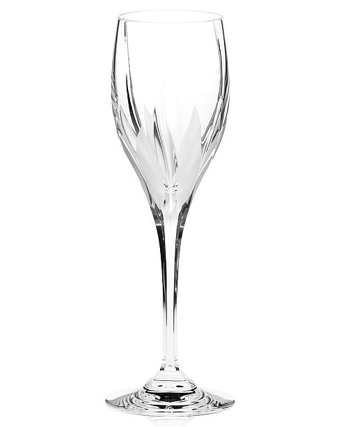 Mikasa CLOSEOUT! Flame D'amore Wine Glass