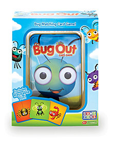Game Zone Bug Out Card Game