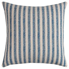 "20"" x 20"" Ticking Stripe Pillow Cover"