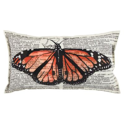 """Mariah Parris 14"""" x 26"""" Animal Print Pillow Cover"""