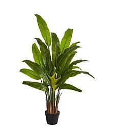 4.5' Traveler's Palm Artificial Tree