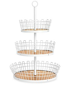 3-Tiered Basket, Created for Macy's