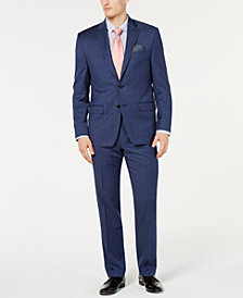 Lauren Ralph Lauren Men's Windowpane UltraFlex Classic-Fit Suit Separates