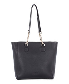 Céline Dion Collection Leather Adagio Tote