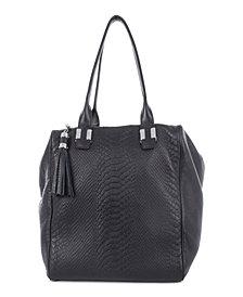 Céline Dion Collection Leather Elegy Satchel