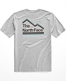 The North Face Men's Retro Sunsets Logo Graphic T-Shirt