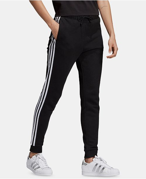 adidas Adicolor Cotton Cuffed Track Pants & Reviews Pants