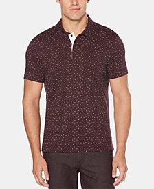 Perry Ellis Men's Arrow Print Polo