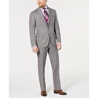 Dockers Men's Classic-Fit Step-Weave Suit Deals