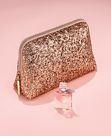 Receive a Complimentary Lancôme La vie est belle Deluxe Mini and Pouch with any $125 La vie est belle purchase