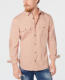 I.N.C. Men's Moto Shirt, Created for Macy's
