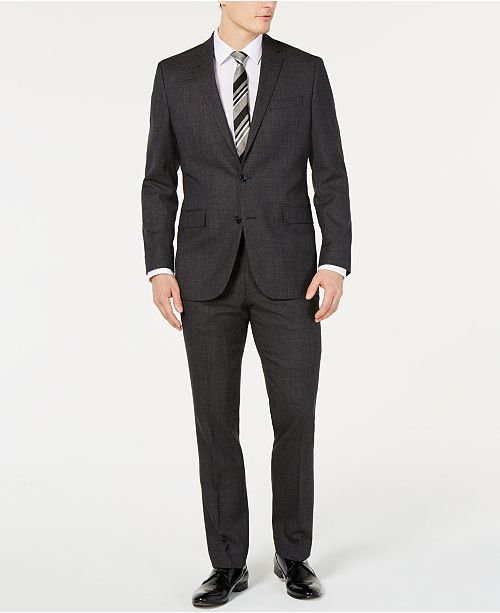 Kenneth Cole New York Men's Slim-Fit Performance Suit