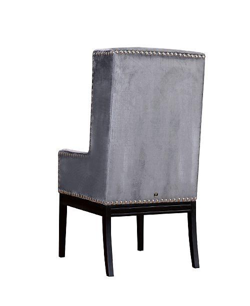 Astonishing Tribeca Blue Velvet Chair Pdpeps Interior Chair Design Pdpepsorg