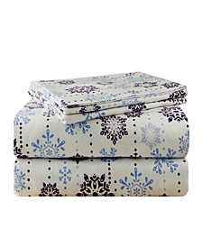 Luxury Weight Flannel Sheet Set King