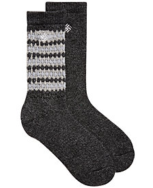 Columbia Women's 2-Pk. Wool Blend Full-Cushion Crew Socks
