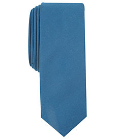 Original Penguin Men's Beckman Solid Skinny Tie