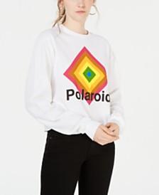 Mad Engine Juniors' Polaroid Graphic T-Shirt