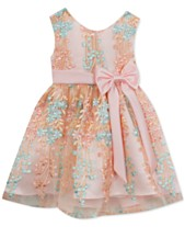7b2279ebc3bd Rare Editions Baby Girls Embellished Party Dress
