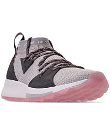 adidas Women's Cloudfoam Quesa Running Sneakers from Finish Line