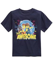 LEGO® Little Boys Lego Movie 2 Graphic Cotton T-Shirt