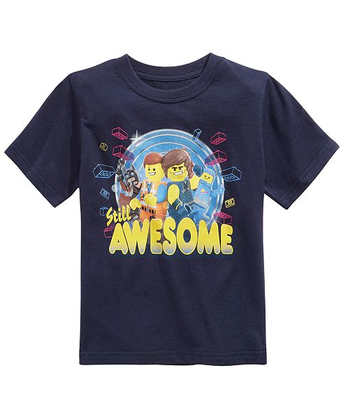 DC Comics LEGO® Little Boys Lego Movie 2 Graphic Cotton T-Shirt