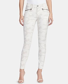 WILLIAM RAST Jane Cargo Skinny Jeans